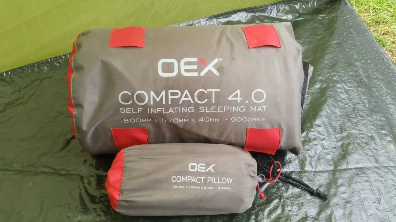 Oex Self Inflating Camping Equipment