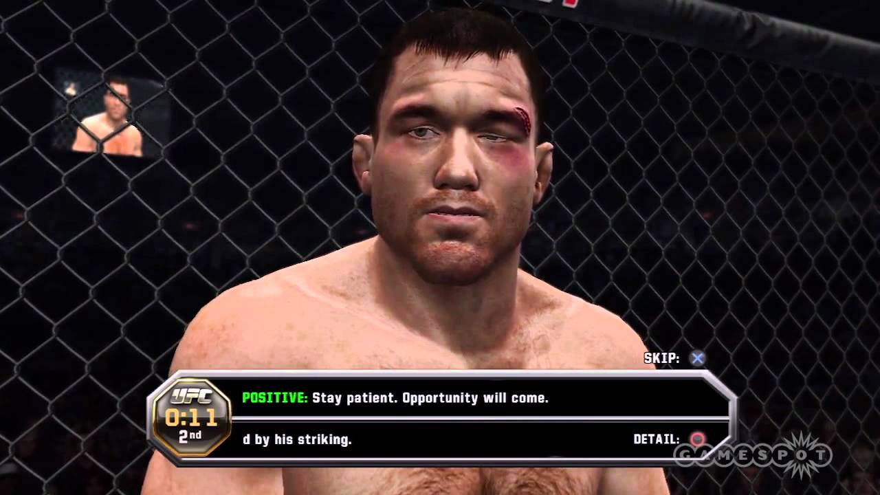 PS3 UFC Undisputed 3 - Grappling Win Gameplay (PS3) - YouTube