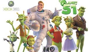 Planeta 51 (Planet) Xbox 360