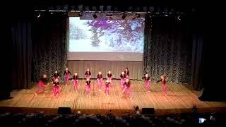 ' Образцовый коллектив студия современной хореографии ' Стиль жизни'- Крутые девченки