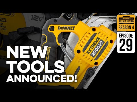 BREAKING: New Tools