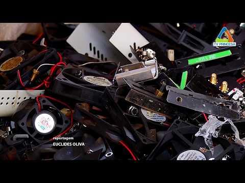 (JC 30/08/2017) Campanha do Inatel recolhe Lixo Eletrônico