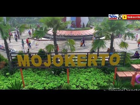 INDAHNYA ALUN-ALUN MOJOKERTO JAWA TIMUR INDONESIA Amazing Garden