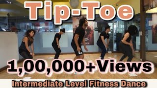 Tip-Toe | Jason Deluro | Zumba Dance Routine | Dil Groove Maare