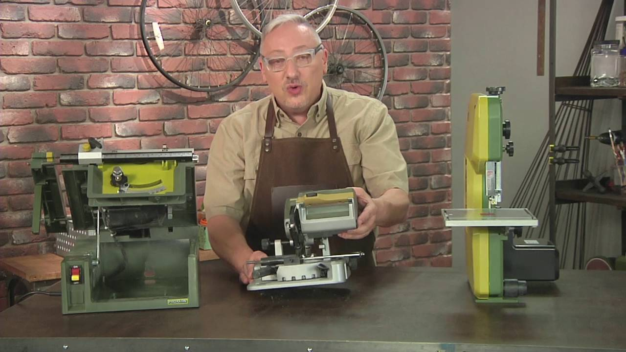 PROXXON - Joe Rotella - Bench Top Tools