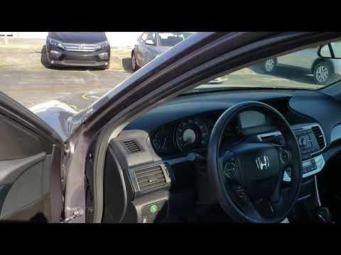 2015 Honda Accord Sedan Muskogee, Pryor, Broken Arrow, Tulsa, Fort Gibson, OK P1090