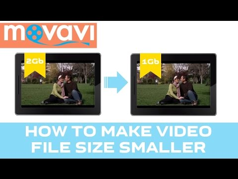 How to Compress a Video and Reduce a Video File Size?