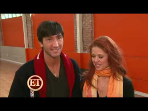 Evan Lysacek Goes for the Gold in
