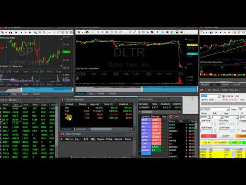 Live trading for $1030