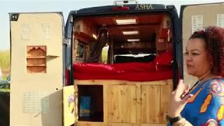 Video Stunning Van Converted with Reclaimed Materials - Video Tour download MP3, 3GP, MP4, WEBM, AVI, FLV Juli 2018