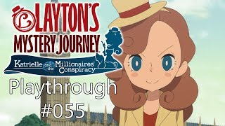 Layton's Mystery Journey 1 - Playthrough #055 - A Children's Puzzle