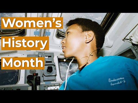 Making History: The Women of NASA