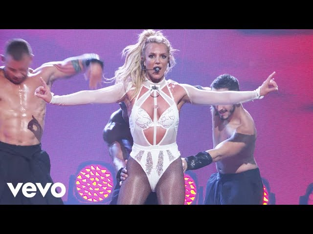 Britney Spears - Oops!... I Did It Again (Live from Apple Music Festival, London, 2016)