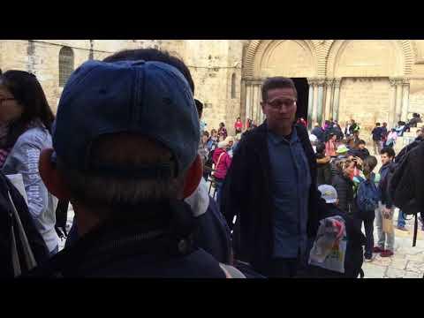 Irfan ullah Visit to Jerusalem ,Isra