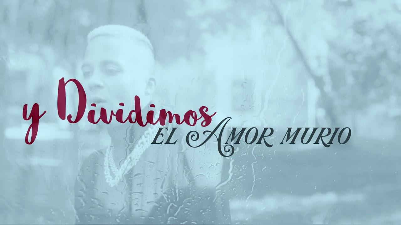 Nio Garcia - Dividimos (Bachata Version) (Lyric Video)
