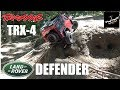 Traxxas TRX-4 Land Rover Defender | First Look and Drive