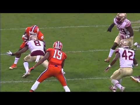 2015 Florida State Football Defensive Highlights