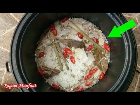 nasi-liwet-rice-cooker-#mudah,enak-dan-dijamin-ketagihan