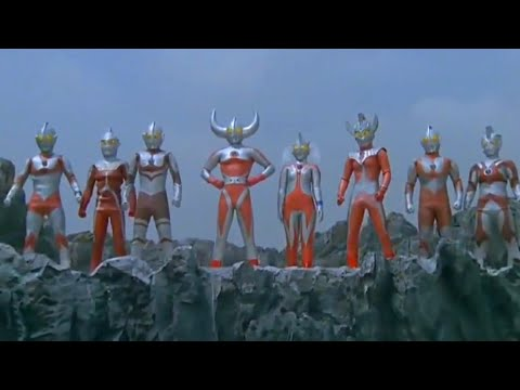 Download 6 Ultra Brothers (Theme Tribute) ウルトラ六兄弟 [ENG SUBS]