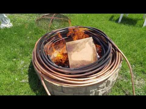 Wood Burning Pool Heater - Heat Your Pool For Free! | Doovi