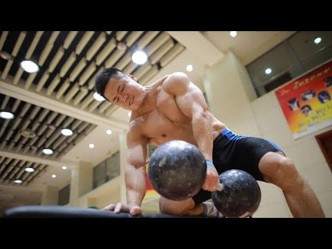 CHINESE WEIGHTLIFTING WORKOUT