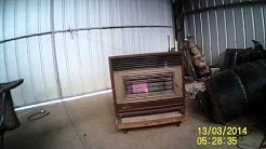 gas heater!!