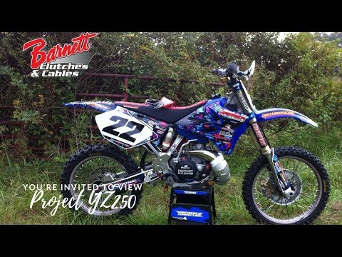 DirtHammers.com Project YZ250