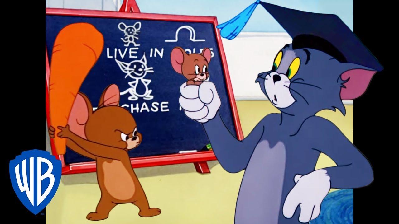 Tom y Jerry en Latino | Dibujos animados clásicos 153 | WB Kids
