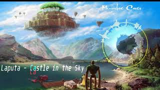 [Music box Cover] Laputa / Castle in the Sky - Carrying You (Innoce...
