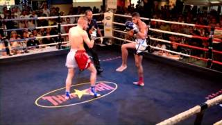 Mohamad Ali vs. Shan Cangelosi - Bangkok Fight Night