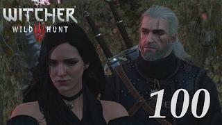 The Witcher 3 Wild Hunt Прохождение Серия100 (В волчьей шкуре)