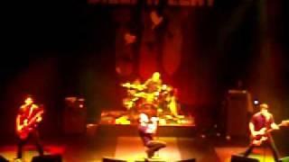 Billy Talent - Devil On My Shoulder (Live @ Sentrum Scene, Oslo, Norway 2010)