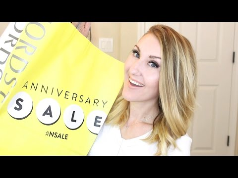 MY NORDSTROM ANNIVERSARY SALE HAUL & PICKS! (fashion & home)