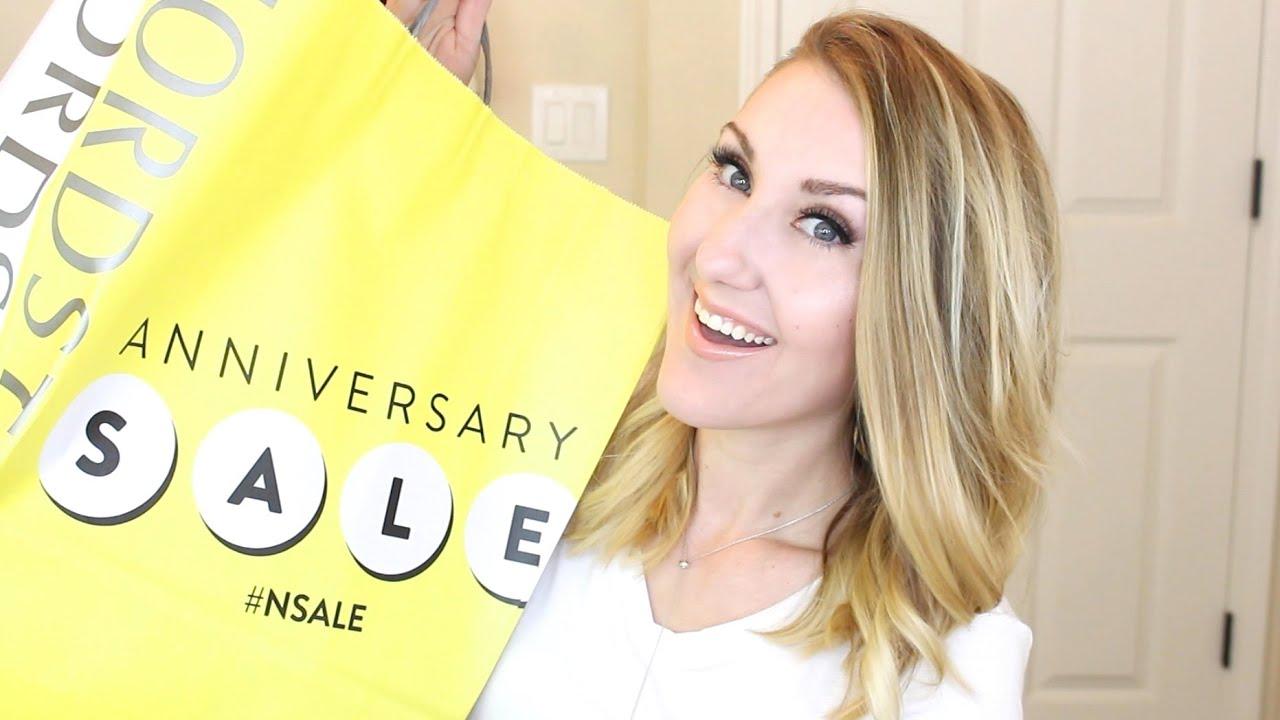 My nordstrom anniversary sale haul picks fashion home youtube
