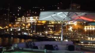 On board a Super Yacht - Quattroelle in Monaco