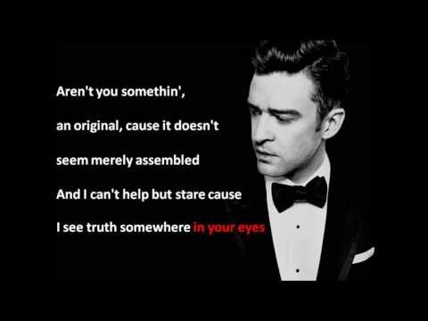 Mirrors - Justin Timberlake [ Lyrics On Screen ]