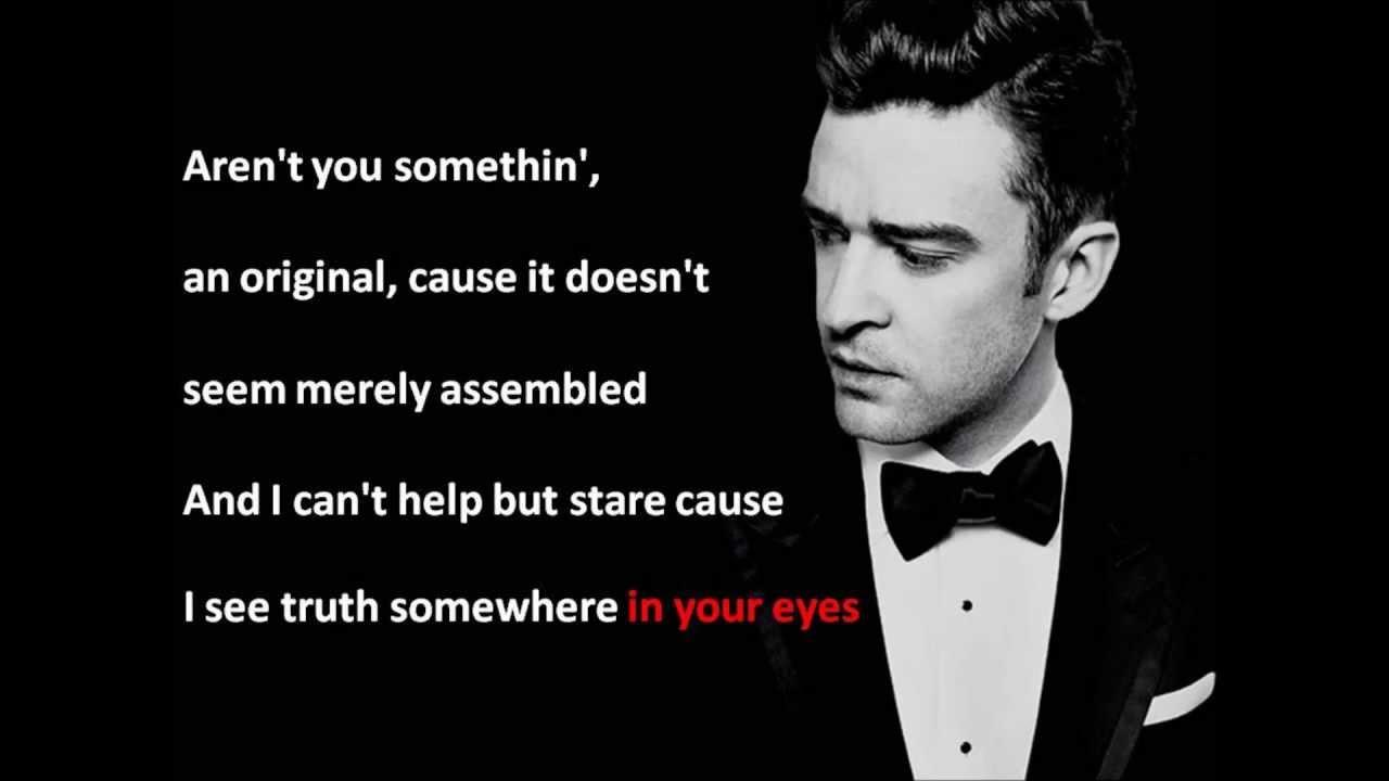 Mirrors - Justin Timberlake [ Lyrics On Screen ]