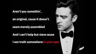 Download Mirrors - Justin Timberlake [ Lyrics On Screen ] Mp3 and Videos