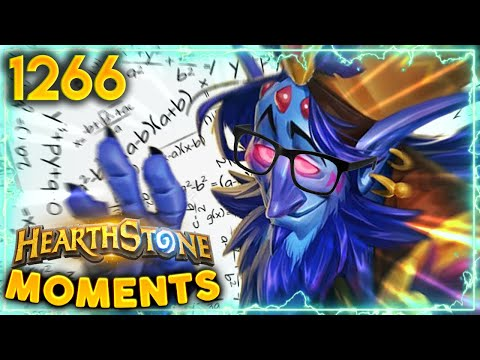 ZEPHRYS IS EVEN SMARTER THAN WE THOUGHT!!   Hearthstone Daily Moments Ep.1266