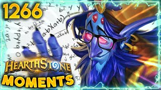 ZEPHRYS IS EVEN SMARTER THAN WE THOUGHT!! | Hearthstone Daily Moments Ep.1266