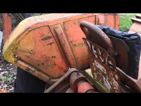 Hydraulique pour tracteur d22