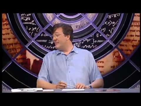 QI Series A Episode 10 - Alan