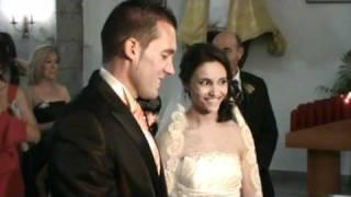 novia canta al novio  La boda del año  Marisol y Ruben