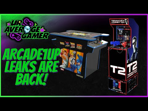 Arcade1up Leaks: They keep pulling us back in from Ur Average Gamer