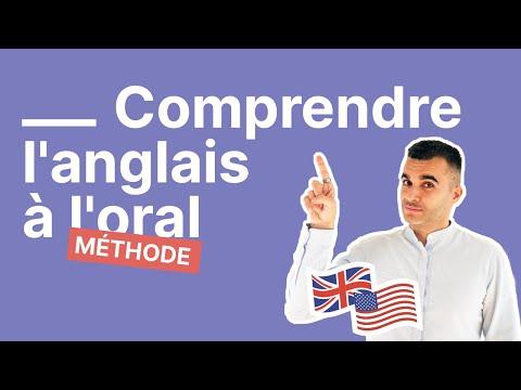 Comment comprendre l'anglais à l'oral