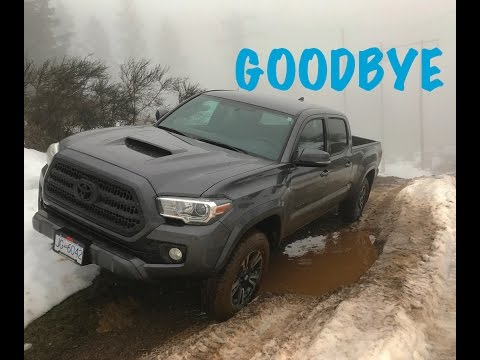 Got rid of my 2016 Tacoma for Something BETTER!