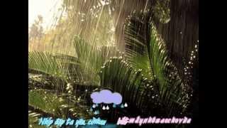 Cơn mưa tháng mười