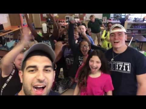 2017 Ashfield Middle School CBL Video Project via Stonehill College