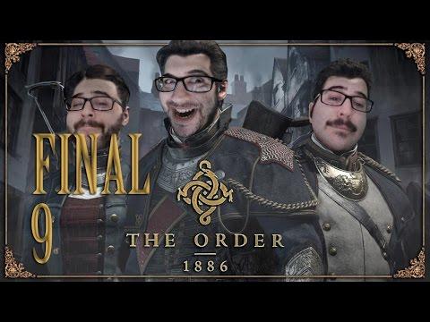Final y Opinión - THE ORDER 1886 - Ep 9