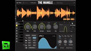 The Mangle granular VST synth for mac and windows